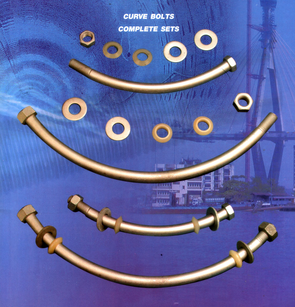 Curve Bolts and Complete Sets
